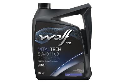 WOLF VITALTECH 5W40 PI 5L