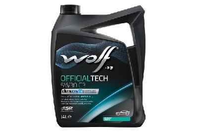 WOLF OFFICIALTECH 5W30 C3 4L