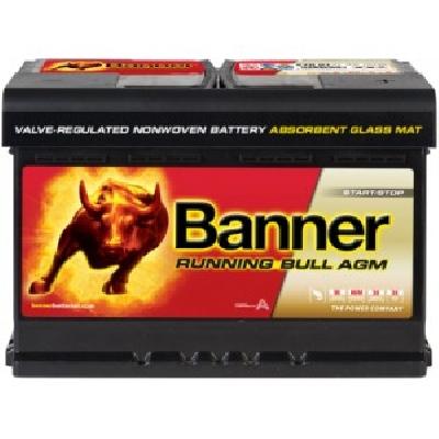 Banner 57001 70Ah AGM R+