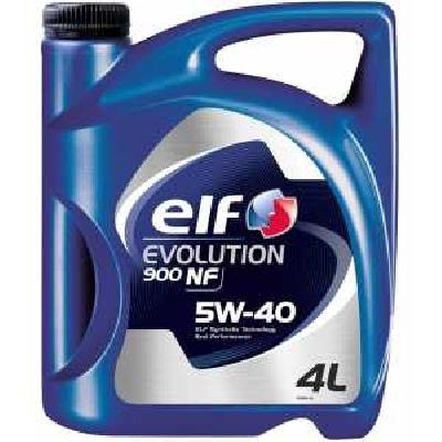 ELF EVOLUTION 900 SXR 5W40 4L