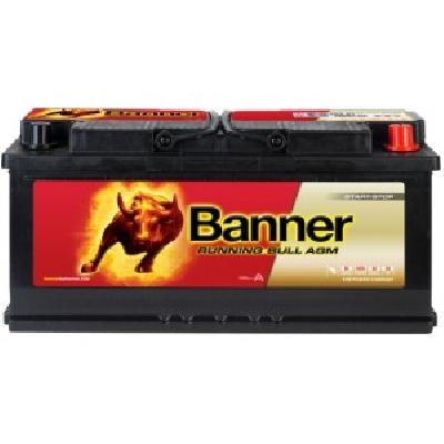 Banner 60501 105Ah AGM R+