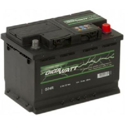 Gigawatt 80Ah R+