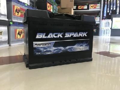 Black Spark 60Ah R+