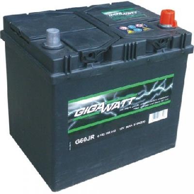 Gigawatt 60 Ah JIS R+