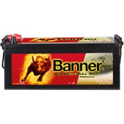 Banner 64503 Buffalo Bull SHD PRO 145Ah L+ 800A(EN)