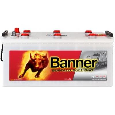Banner 72503 Buffalо Bull SHD PRO 225Ah L+ 1150A(EN)