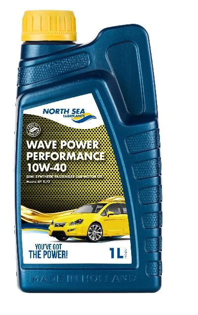 NORTH SEA WAVE POWER SL-CF 10W-40 1L